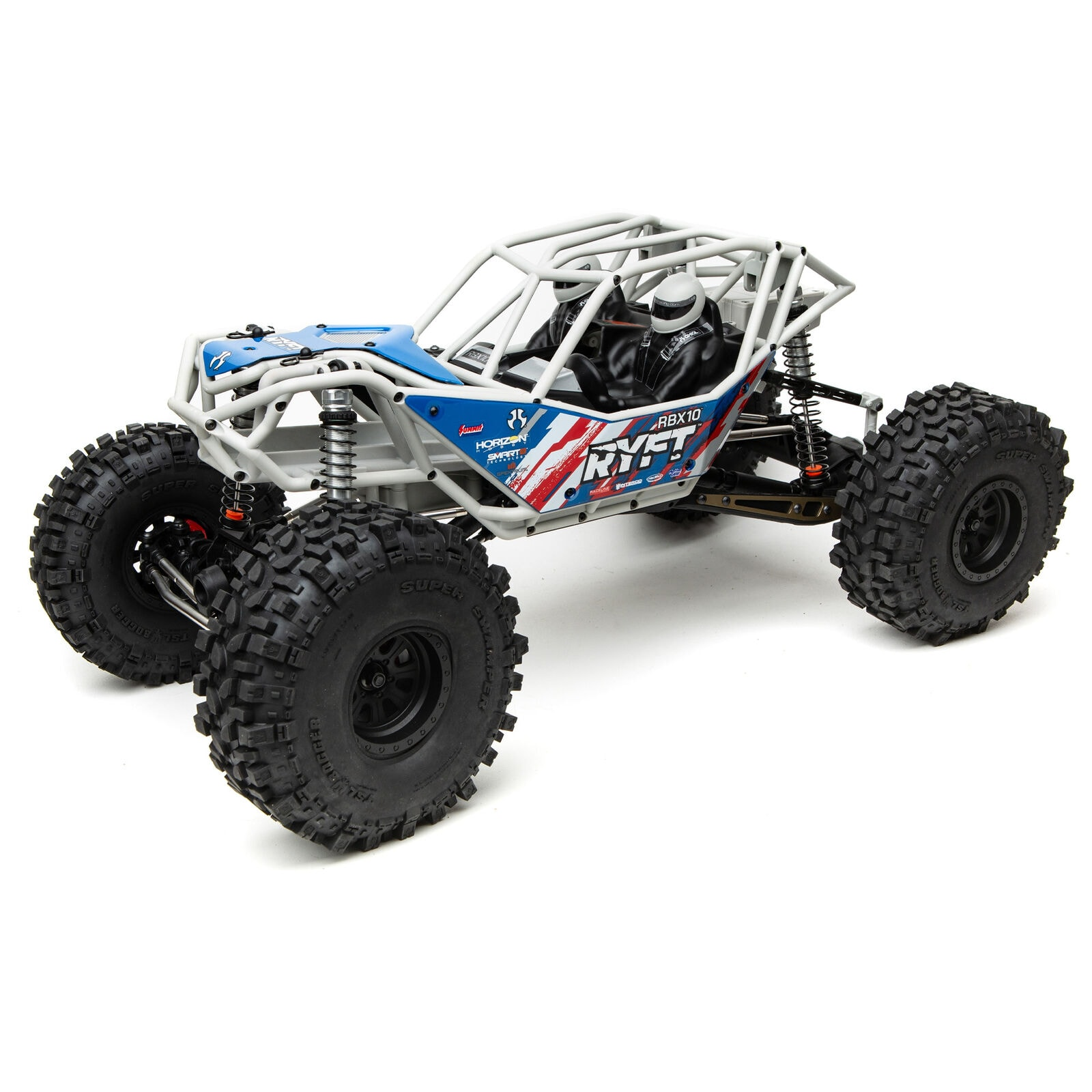 Build a Bodacious Rock Bouncer with Axial's RBX10 Ryft Kit