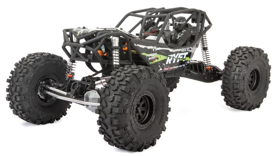 Rule the Rocks with Axial's RBX10 Ryft