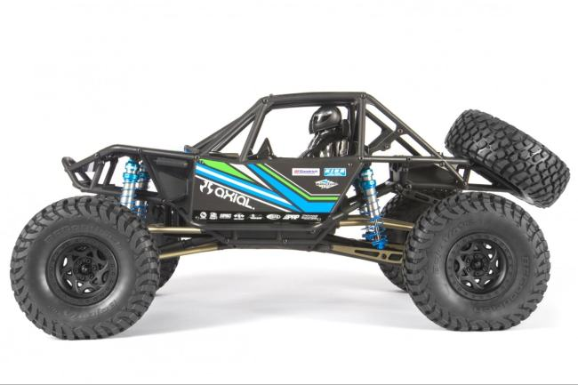 Axial RR10 Bomber Kit Side