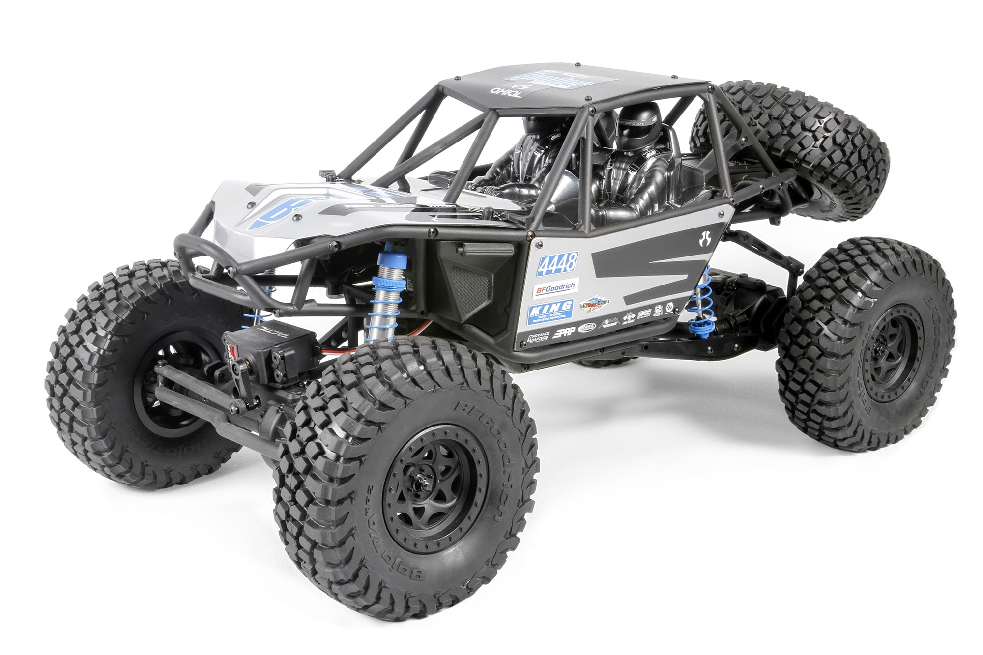 Customize Your RR10 Bomber's Appearance with Upgrade Parts from Axial