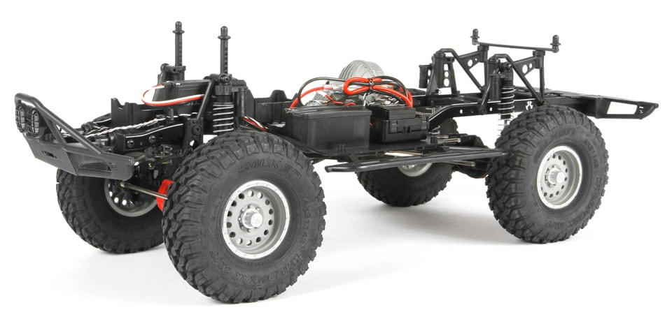 Axial SCX10 II 1969 Chevrolet Blazer RTR - Chassis