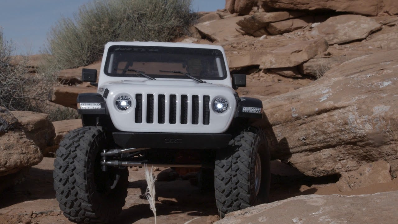 Taking a Closer Look at Axial's SCX10 III Jeep JLU Wrangler [Video]