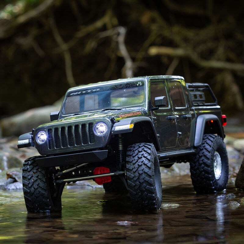 See it in Action: Axial SCX10 III Jeep JT Gladiator
