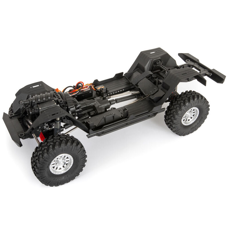 Axial SCX10 III Jeep JT Gladiator - Chassis