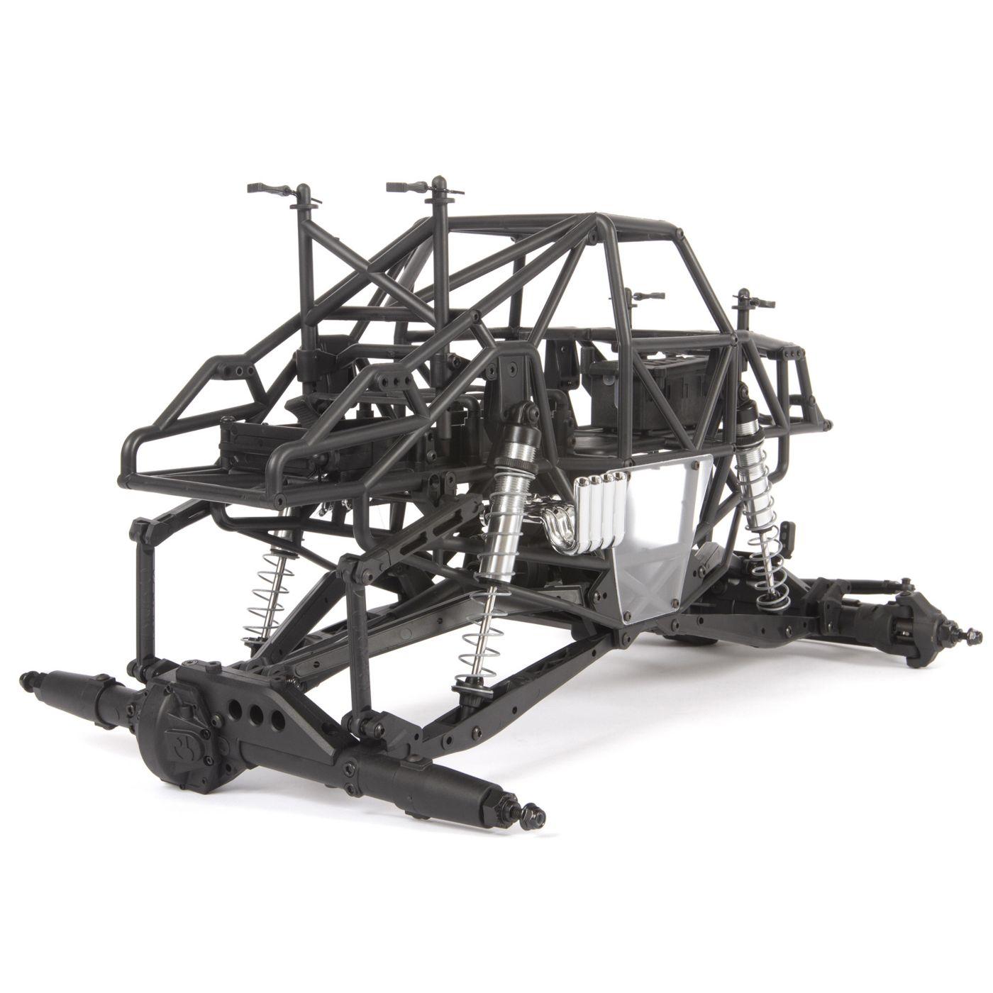 Axial SMT10 Raw Builders Kit - Rear