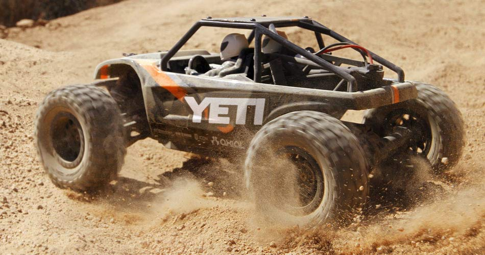 Axial Rolls Out Two New Small-Scale R/C Models