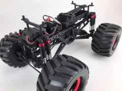 CEN Racing HL150 Monster Truck - Chassis