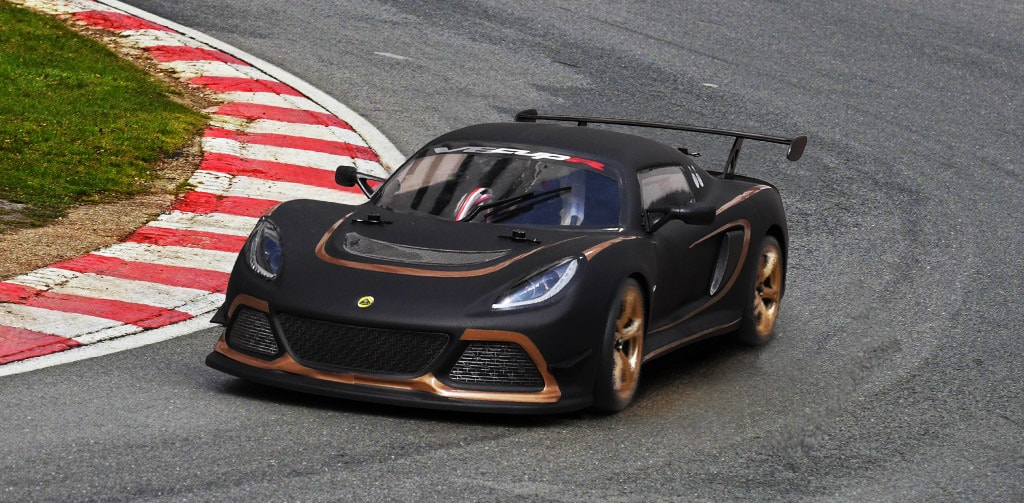 Unboxing a Beauty: Carisma's Lotus Exige RTR [Video]