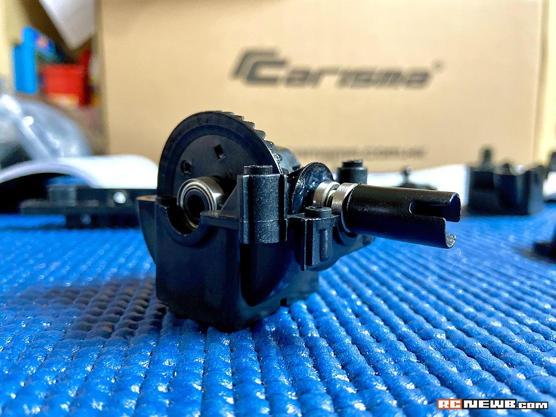 Carisma M40S Kit Build - 6