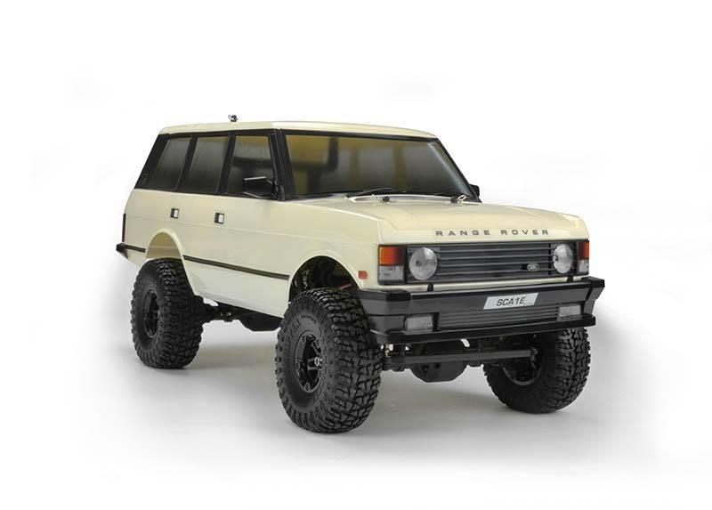Carisma Scale Adventure 1981 Range Rover Classic