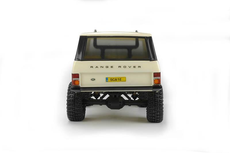 Carisma Scale Adventure 1981 Range Rover Classic - Rear