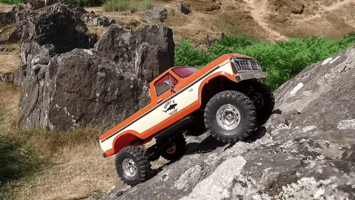 Go Back in Time with Carisma's '76 Ford F-150 Trail Truck [Video