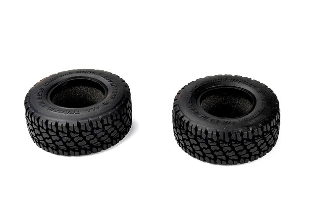 Carisma Scale Adventure Super Scale Tires