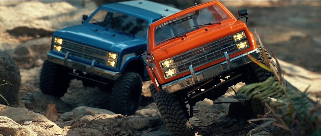 Trail Truck Tease: Cross RC's AT4 EMO