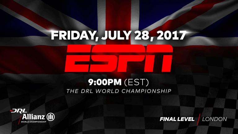 R/C on TV: Catch the 2017 DRL World Championship on Friday, July 28