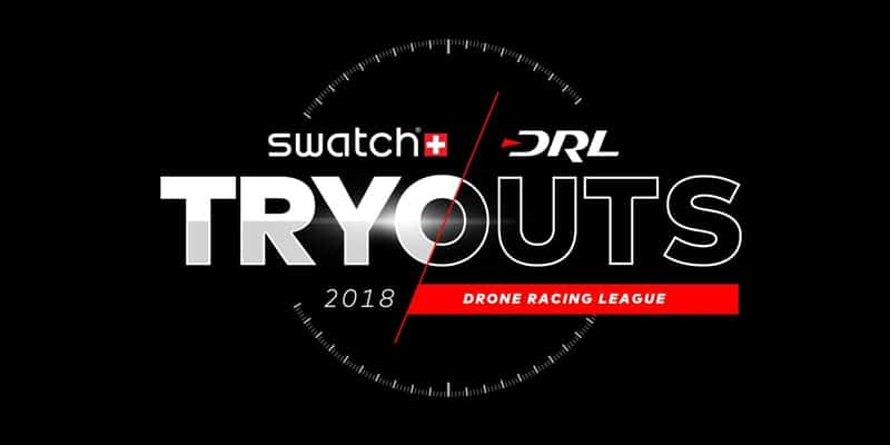 Watch the 2018 Swatch DRL Tryouts from Times Square During the DRL Viewing Party