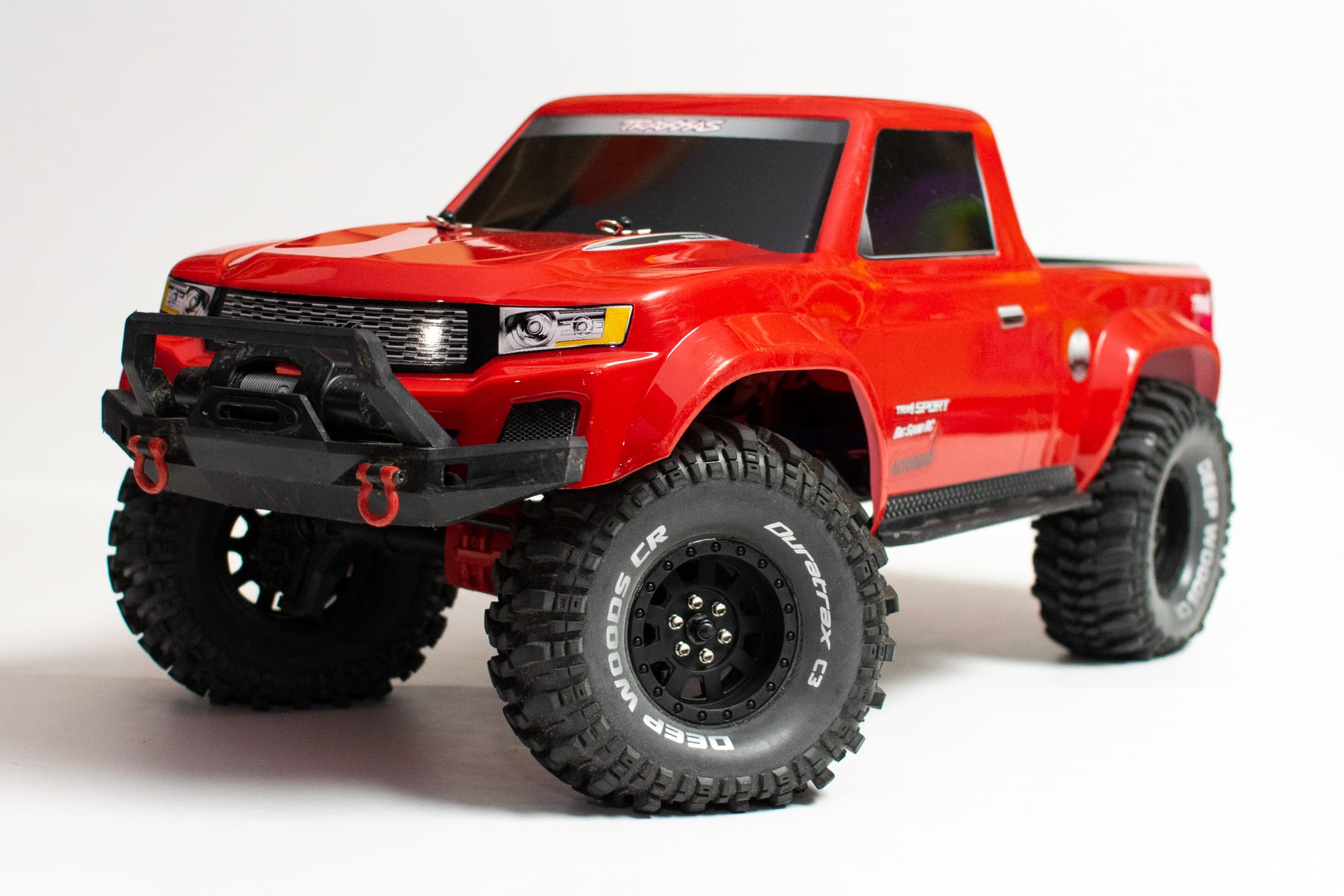 Review: Duratrax Deep Woods CR 1.9″ R/C Crawler Tires