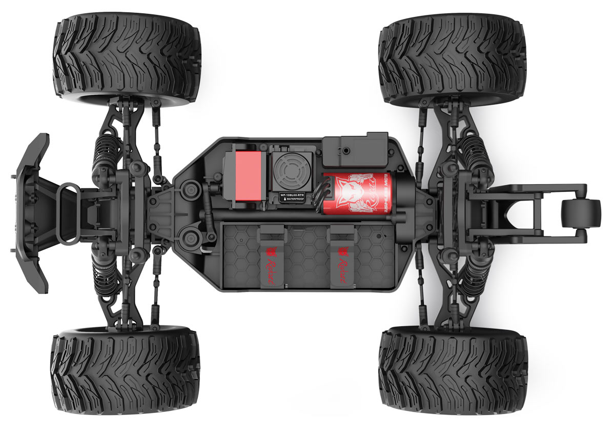 Dukono-PRO-94701-chassis-top-view