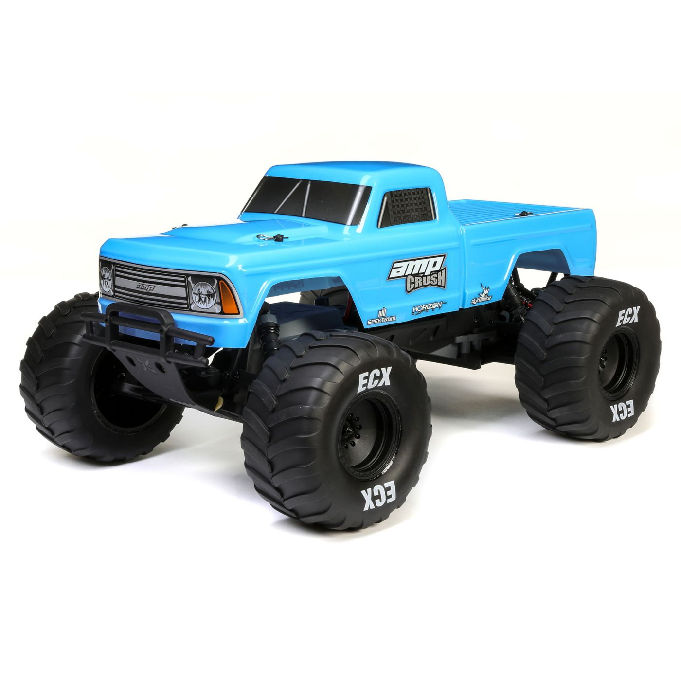 ECX Amp Crush 1/10-scale R/C Monster Truck