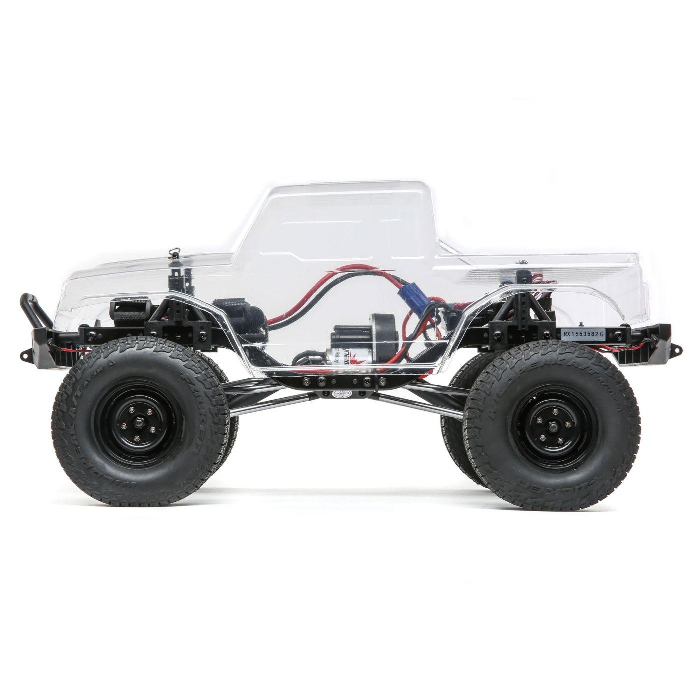 ECX Barrage Kit - Side