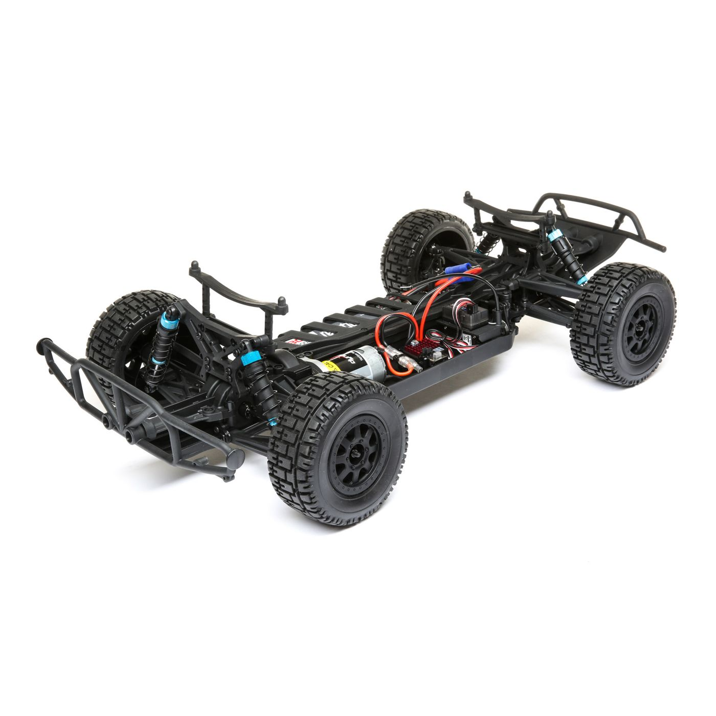 ECX Torment Brushed 4WD - Chassis