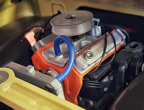 Element RC 3D Printable Engine