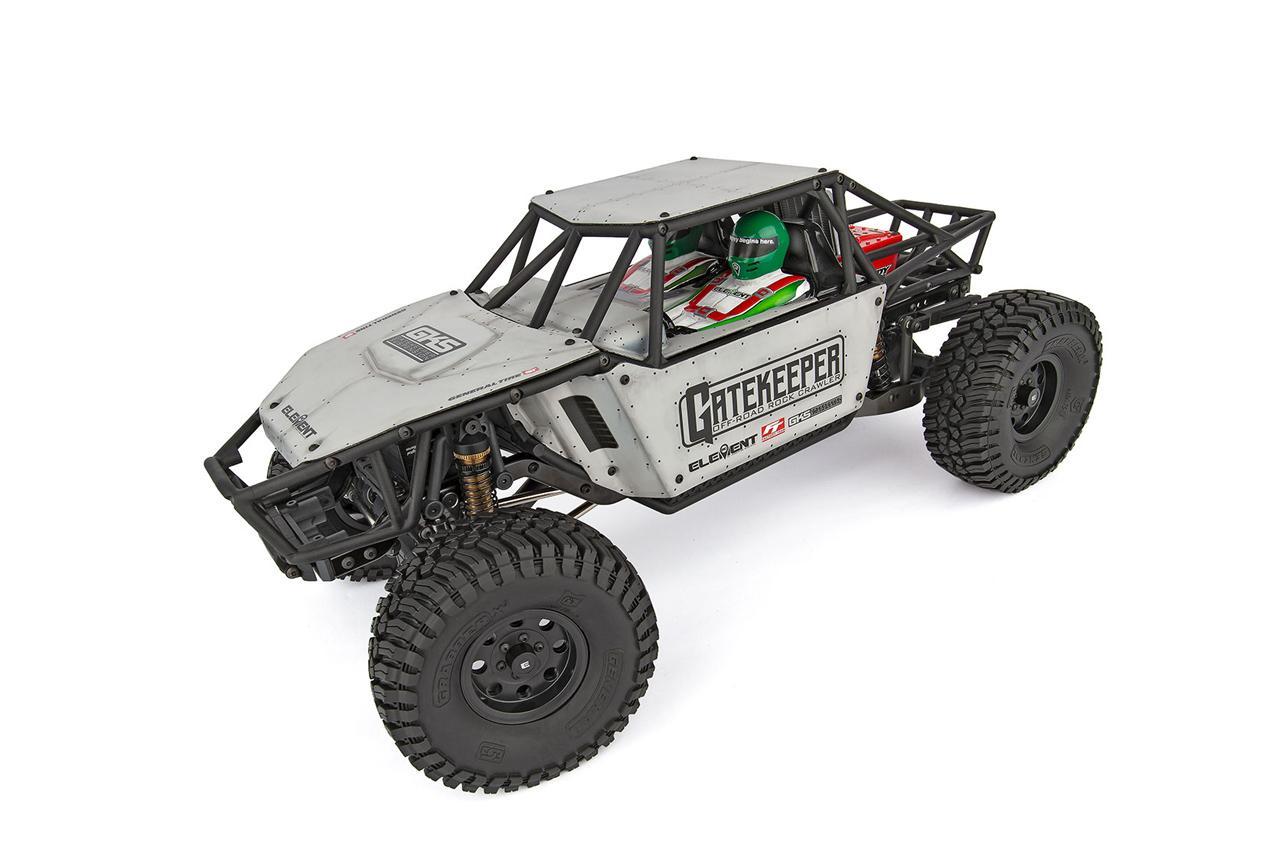 Rock On: Element RC Enduro Gatekeeper Rock Crawler Kit