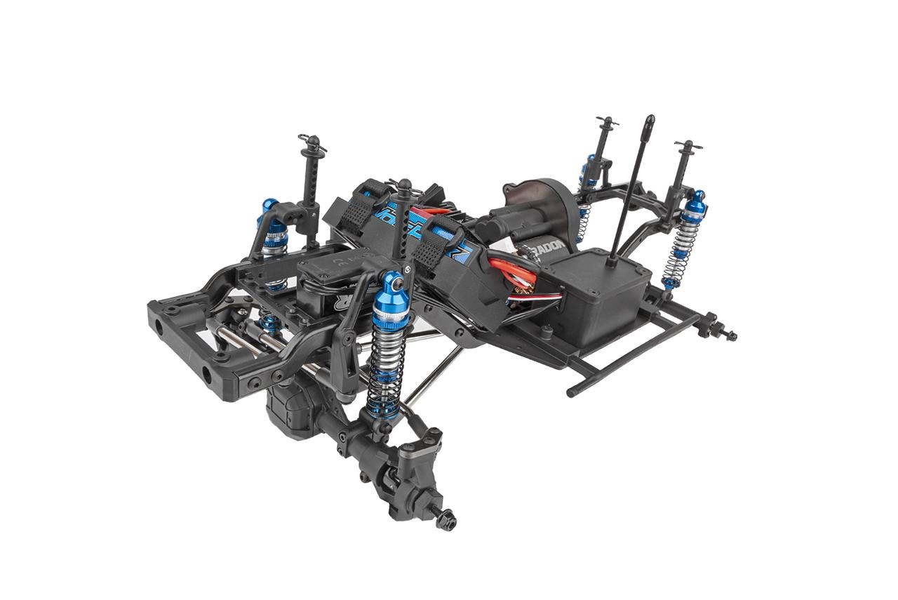 Create Your Next R/C Crawler with the Element RC Enduro Trail Truck Builder's Kit
