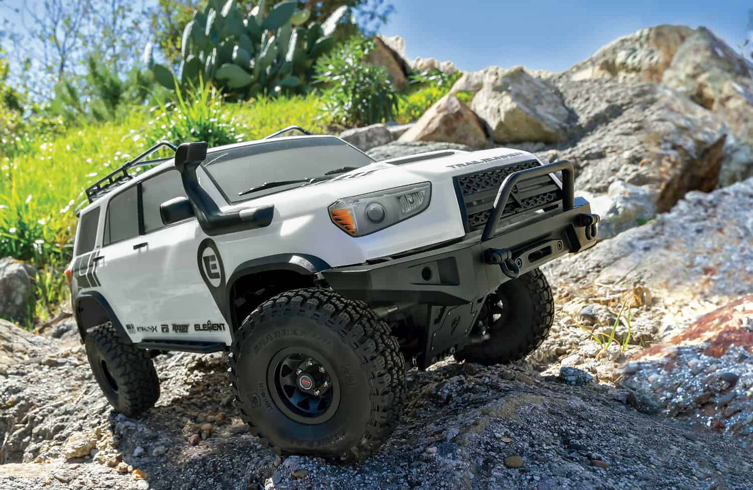 See it in Action: Element RC Enduro Trailrunner RTR