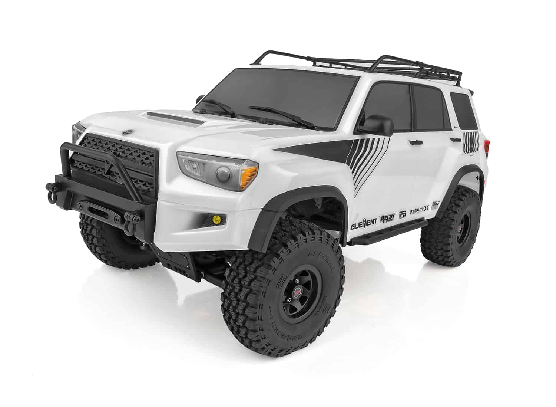 For Element Enduro RC Trail Truck Jazrider Aluminum Servo Mount Gun Metal