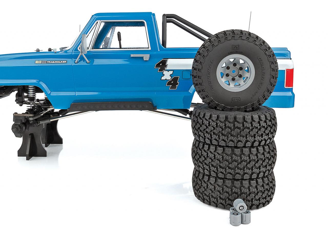 Element RC Enduro Trailwalker RTR - Tires and Wheels