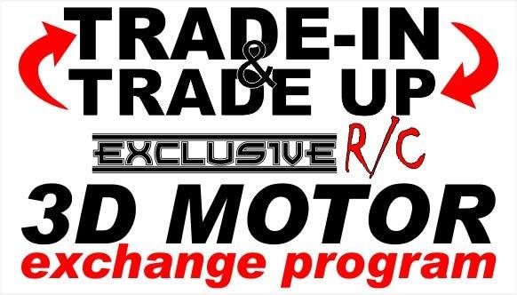 Exclusive R/C Launches a Motor Enclosure Exchange Program