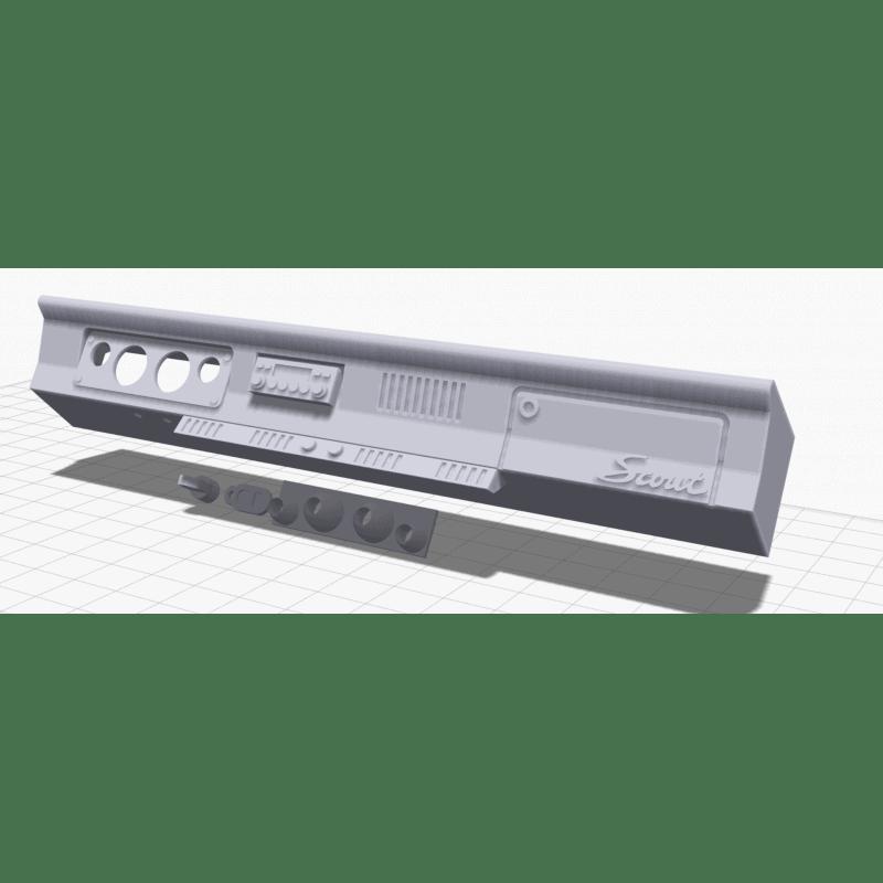 Vanquish VS4-10 Origin Body Upgrades from Exclusive R/C