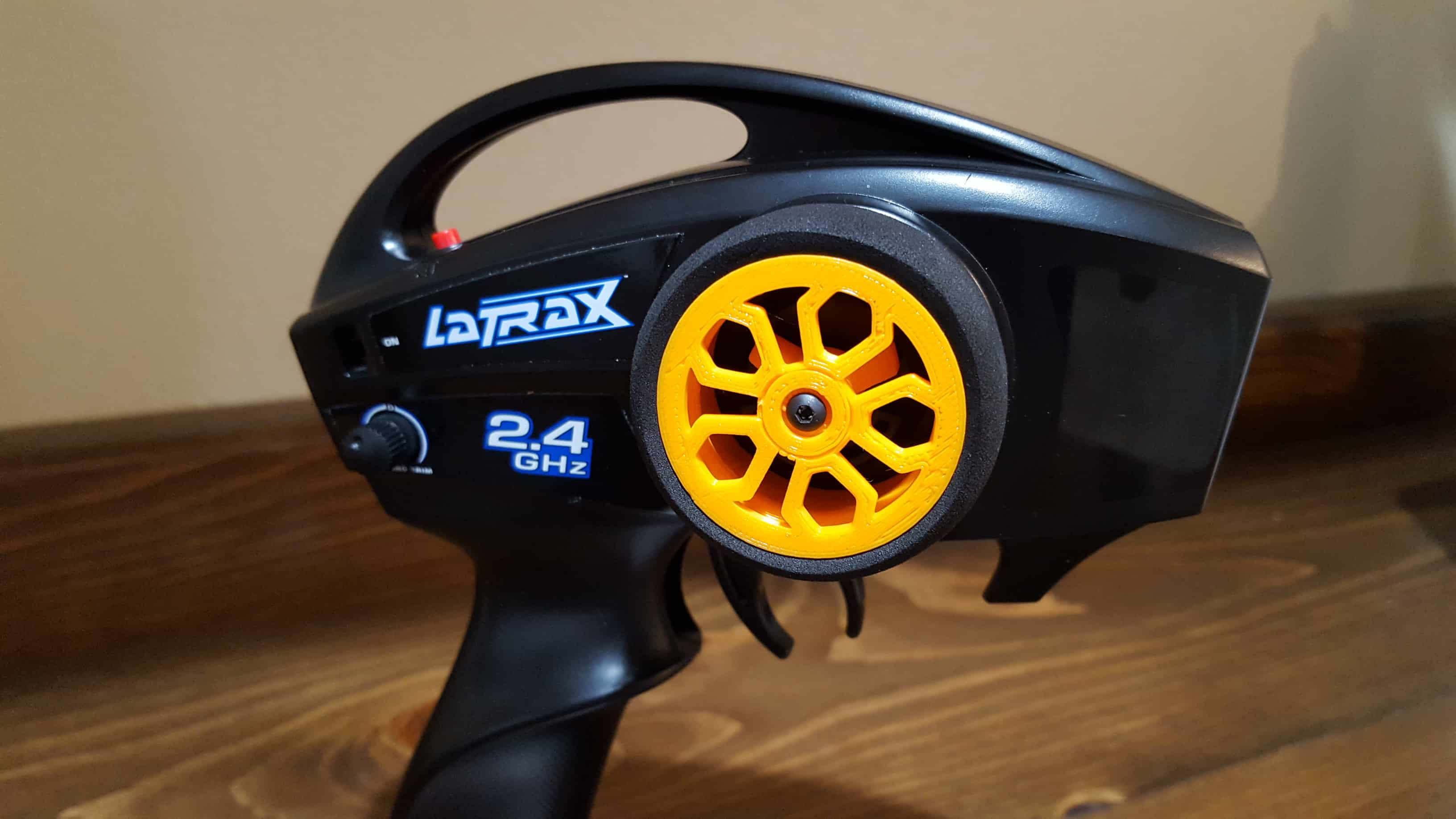 New R/C Controller Wheel Options from Expansion RC
