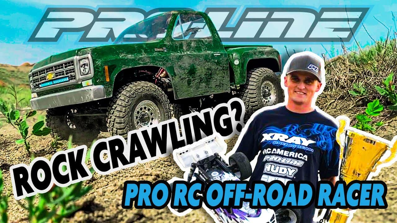 Watch as Pro-Line Driver Ty Tessmann Trades the Track for the Trail [Video]