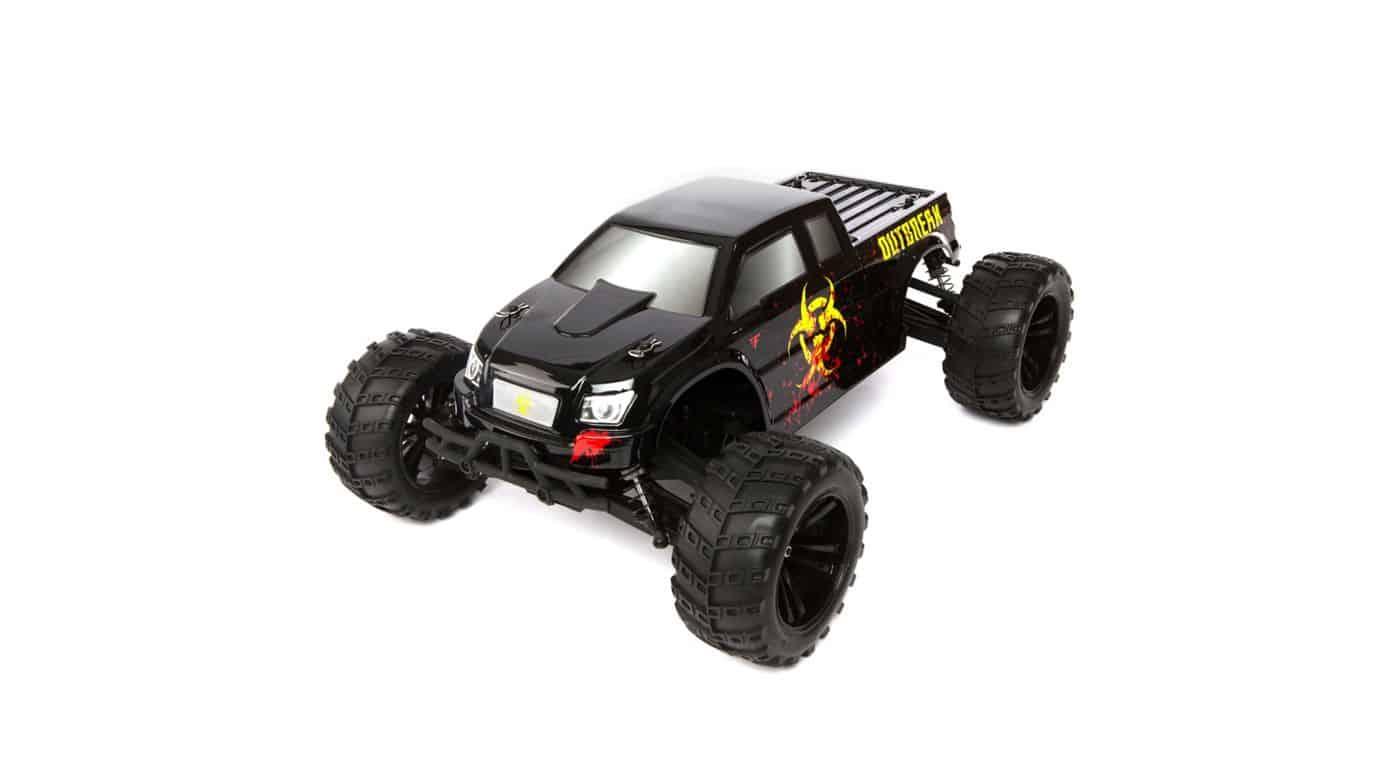 """Beware """"The Outbreak"""", Horizon Hobby's Latest R/C Monster Truck"""