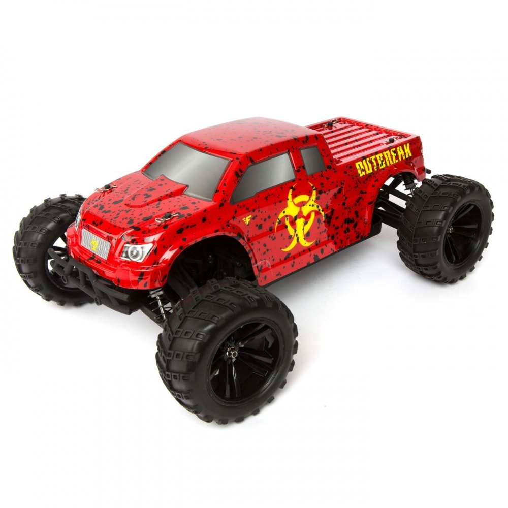 R/C Deal: Grab the Force RC Outbreak Monster Truck for only $99.99!