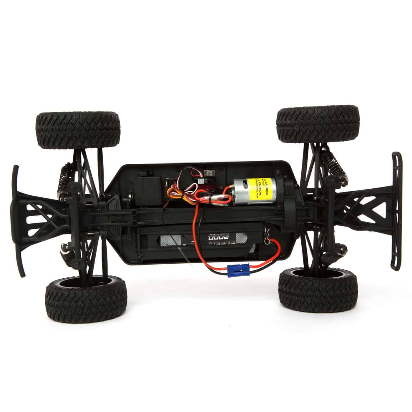 Force RC Warhawk SCT - Chassis