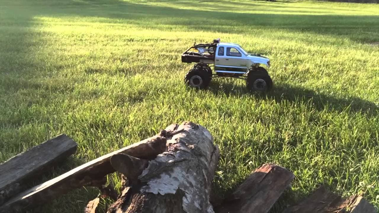 "The ""Log Roller"" (featuring #Frankencrawler) [Video]"