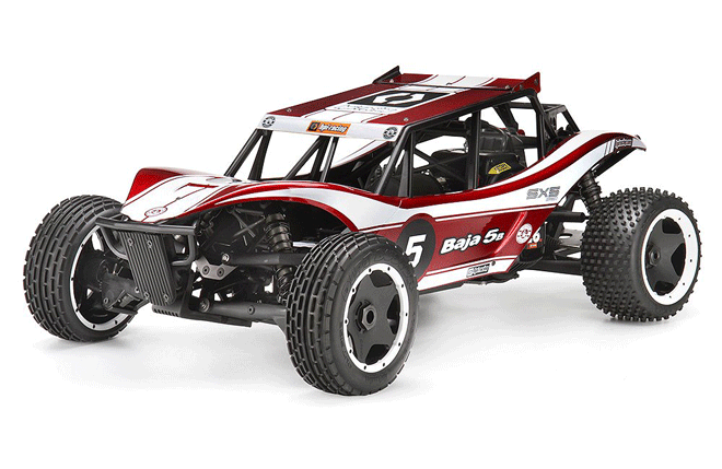 HPI's Latest Large-scale Releases: Two Baja Kraken Buggies
