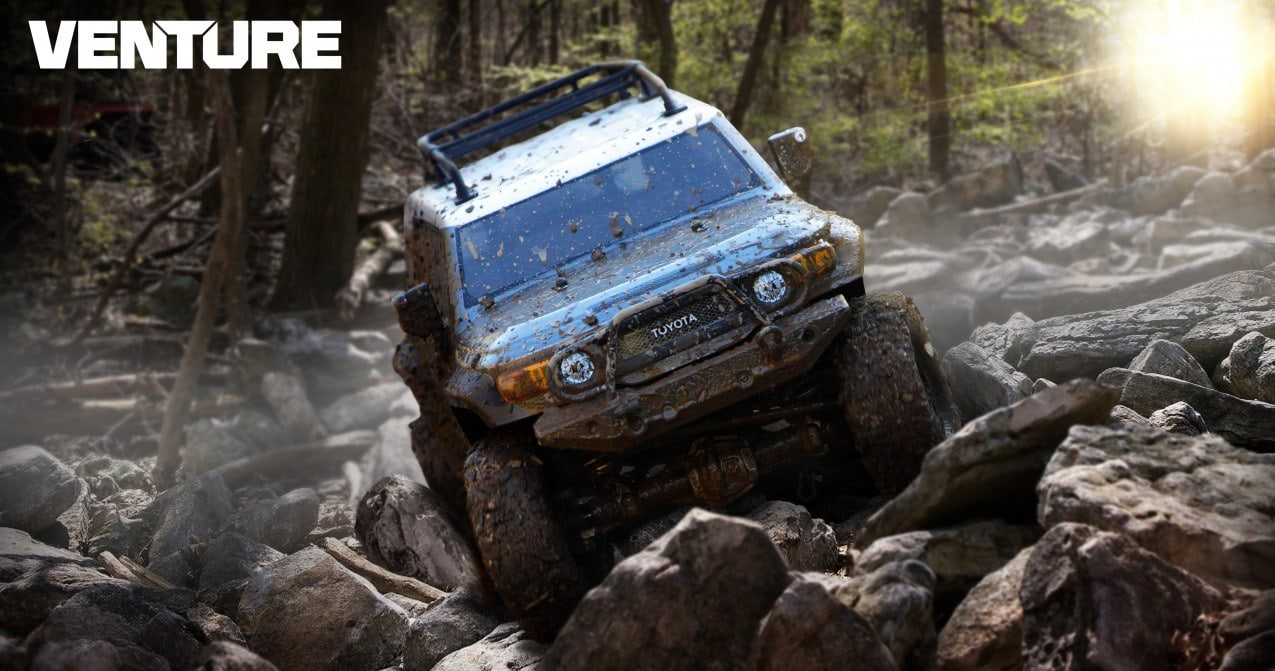 Unboxed & Rolling: The HPI Venture FJ Cruiser