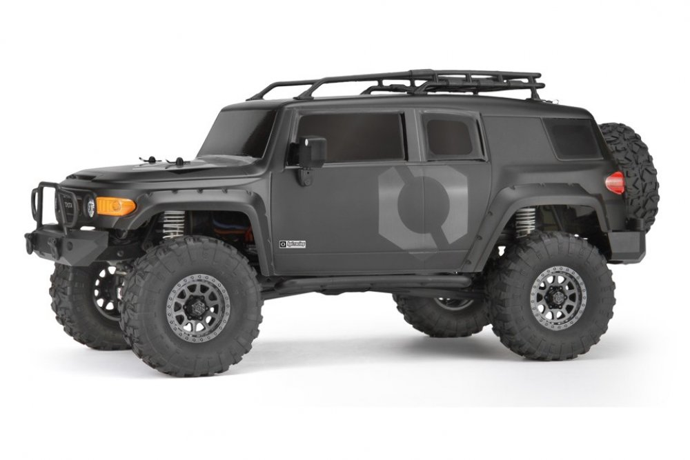 "Take a Trip on the Dark Side with HPI's ""Matte Black"" HPI Venture FJ Cruiser"