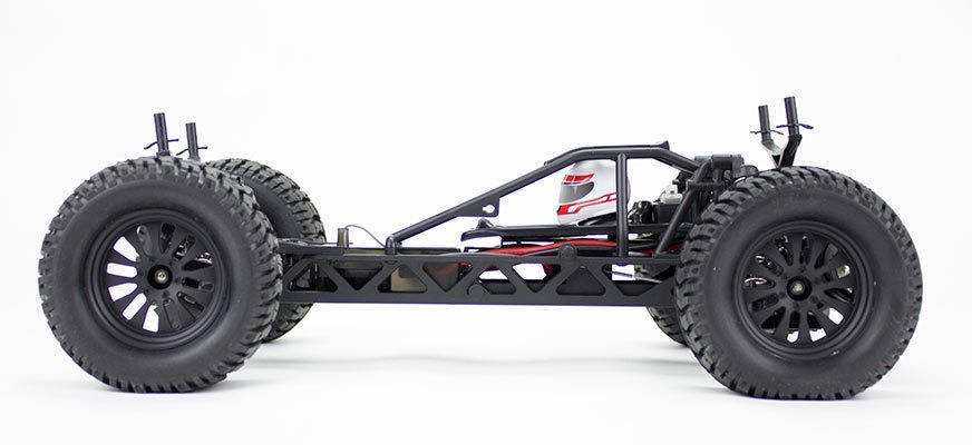 Helion Contakt 12T Chassis
