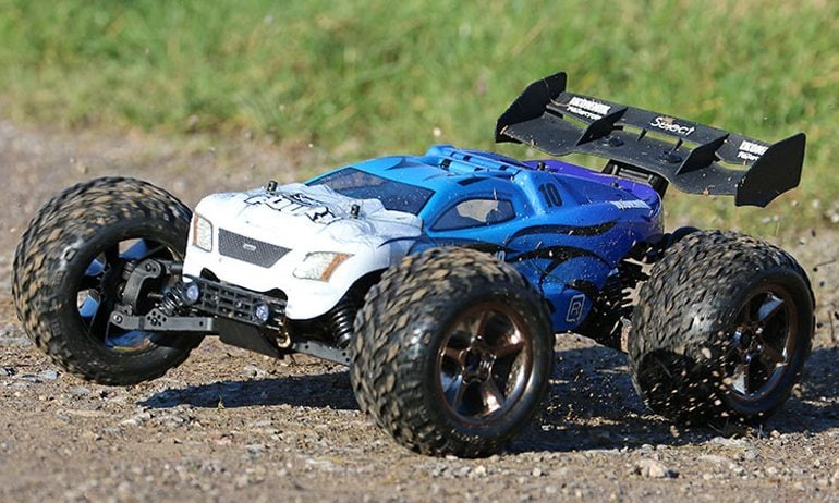 Helion Select 4 Ten TR Monster Truck