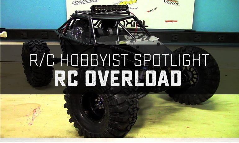 R/C Hobbyist Spotlight: RC Overload (Matt Waterfield)