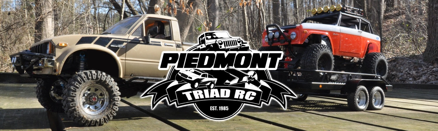 Another resource for your radio-controlled needs: PiedmontTriadRC.com