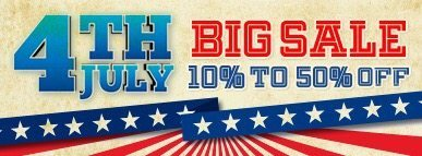 """HobbyKing.com is Having a """"Big Sale"""" to Celebrate the 4th of July"""