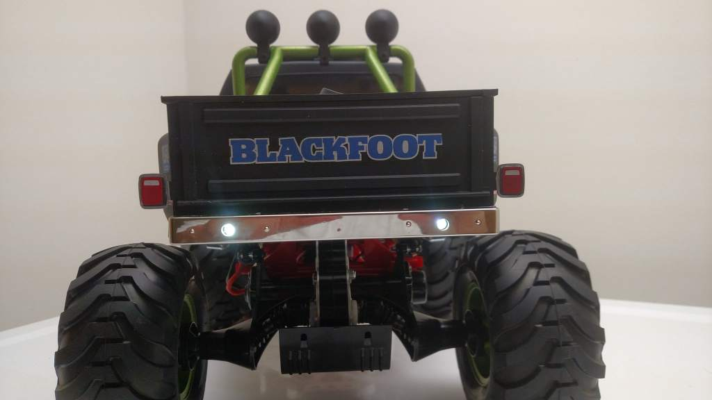 2RCProductions Custom Tamiya Blackfoot (2016)