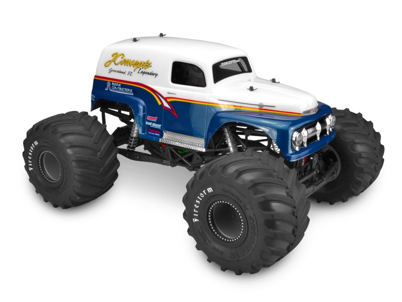 JConcepts 1951 Ford Panel Truck R/C Body
