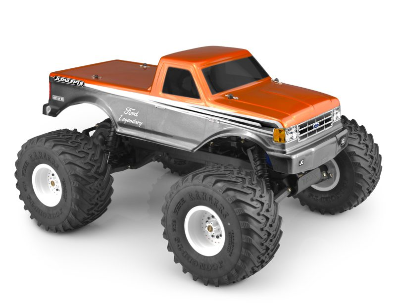 JConcepts 1989 Ford F-250 Body for the Traxxas Stampede